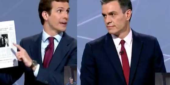 """Las redes retratan a Évole por atacar a Pablo Casado y justificar al socialista Eguiguren, condenado por maltrato: """"Para bajeza, tu periodismo"""""""