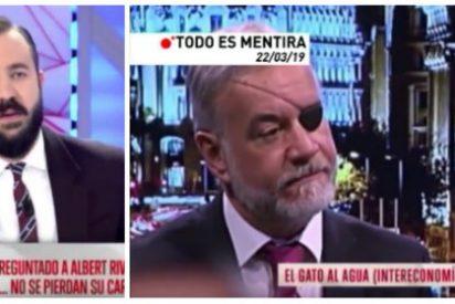 El repugnante comentario de otro de los bufones de la 'corte' de Mejide contra José Javier Esparza