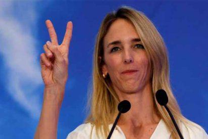 """Cayetana Álvarez de Toledo: """"¿Por qué Junqueras puede dar una rueda de prensa desde prisión y no un acusado de violación?"""""""