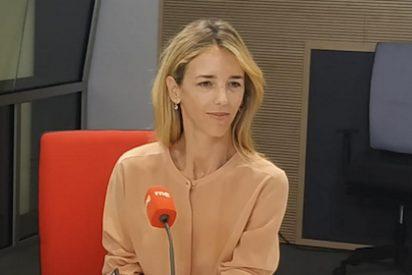 Cayetana Álvarez de Toledo hunde a Pedro Sánchez en 'casa propia' recordando en RNE sus alianzas con Otegi, Torra e Iglesias