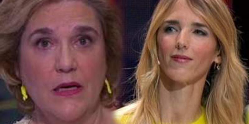 Brutal falta de respeto a Cayetana Álvarez de Toledo tras su visita a TV3: desde los memes por su jersey a los insultos de Pilar Rahola