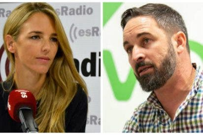 "Cayetana Álvarez de Toledo pregunta a Vox: ""¿Por qué no se disuelve si Rajoy ya se ha ido?"""
