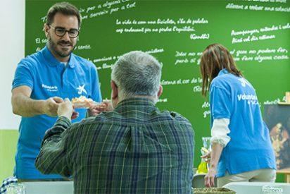 CaixaBank promueve que 1.200 clientes participen en actividades de voluntariado junto a 13.000 empleados de la entidad