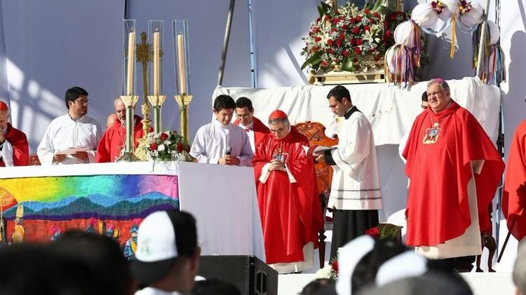 Beatificación de los mártires riojanos en Argentina