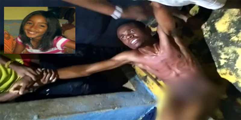 Los presos queman el pene y las pelotas a un detenido por violar y matar a su hijastra de 12 años