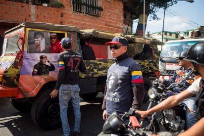 La historia de los 'colectivos chavistas', los criminales guardianes de Nicolás Maduro