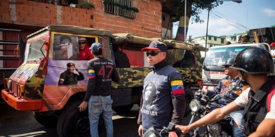 Éstos son los líderes paramilitares de las 'brisas bolivarianas' que buscan desestabilizar Latinoamérica