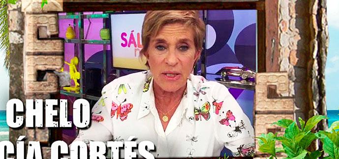 ¡Por fín!: Chelo García-Cortés, confirmada como concursante de 'Supervivientes 2019'
