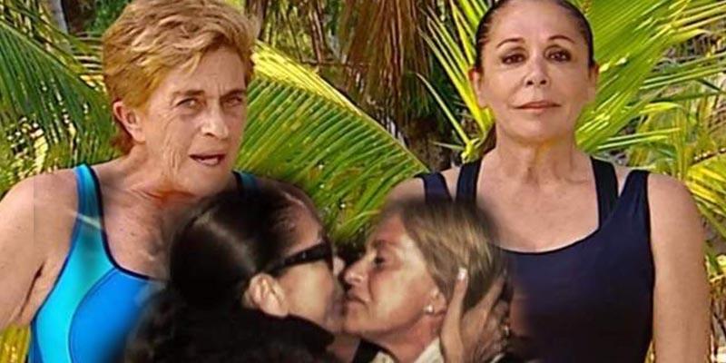 ¿Sabes cuál es la causa real de la enemistad entre Chelo a Isabel Pantoja?