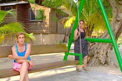 'Supervivientes?: Isabel Pantoja y Chelo García Cortés se reencuentran tras 5 años sin mirarse a la cara