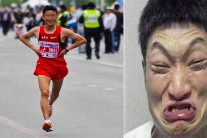 Este fenómeno gana la maratón porque... ¡se estaba cagando!