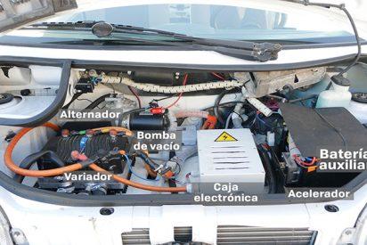 ¡Evita el desguace! Transforma tu viejo coche en un eléctrico asequible