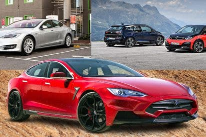 Estos son los mejores coches eléctricos en relación calidad-precio