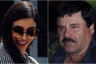 Filtran la primera foto de Emma Coronel, esposa de Chapo Guzmán, en una prisión de EEUU