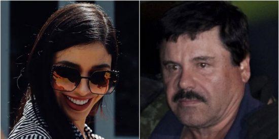 """Emma Coronel, esposa de """"El Chapo"""" Guzmán, posó como reina mientras el capo se pudre tras las rejas"""