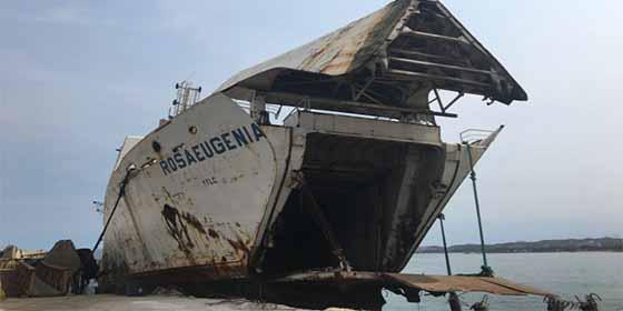 Venezuela: Los 4 barcos oxidados que revelan cómo fue el desplome de la flota comercial más potente del país