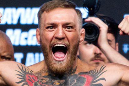 """Conor McGregor adelanta su regreso a la competición: """"Nos vemos en el octágono"""""""