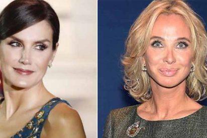 Corinna quiere hablar con la Reina Letizia porque se siente 'intimidada' y quiere que le eche una mano