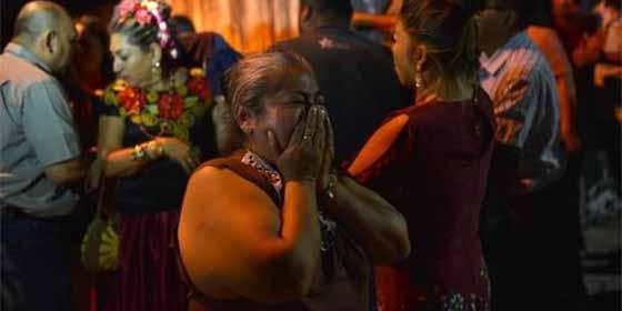"""Masacre en Veracruz: """"Al bebé le dispararon varias veces y nos obligaron a mirar"""""""
