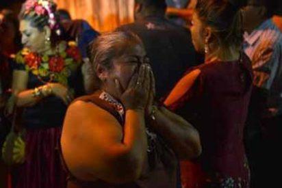 Masacre en México: Grupo criminal tirotea a 13 personas en Veracruz (imágenes sensibles)