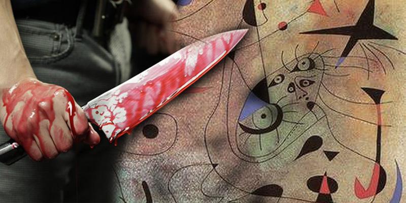 """""""He venido a mataros, pero este se come antes el Miró"""", les dijo el cocainómano a sus padres antes de agredirlos brutalmente"""