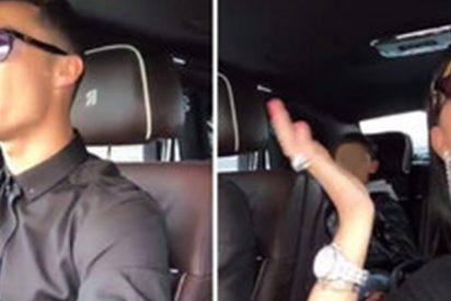 El Carpool Karaoke de Cristiano Ronaldo y Georgina en el coche del que todos hablan
