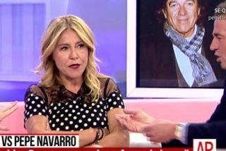 """La bronca de las broncas entre Cristina Tárrega y Alessandro Lequio: """"¡Cutre! ¡Bajo! ¡Me das miedo!"""""""