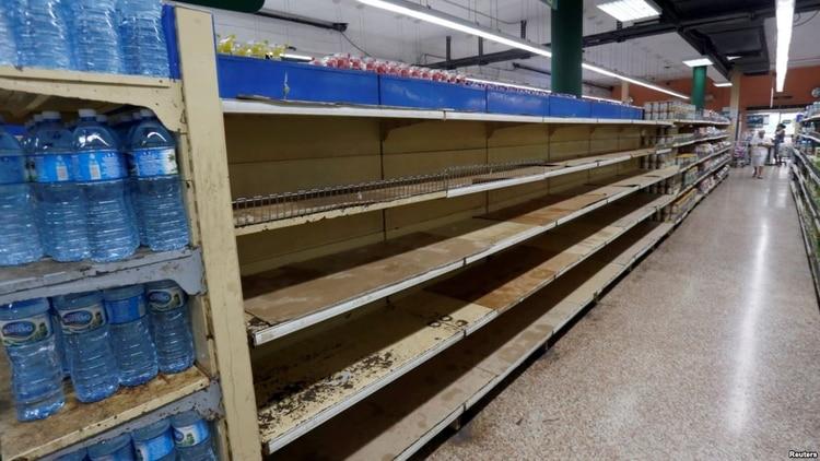 Escasez en Cuba: El colapso venezolano le pasa factura a la Isla bonita