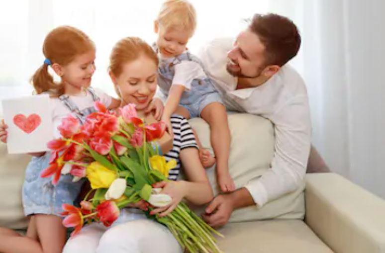 Regalos del Día de la madre a domicilio,