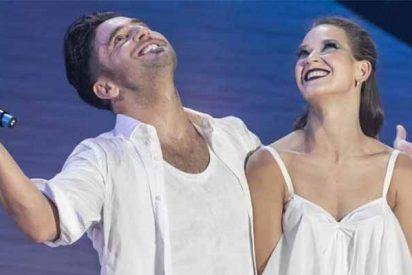 Amor: Yana Olina responde a la romántica publicación de David Bustamante, su 'alma gemela'