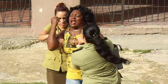 Dictadura cubana detuvo violentamente a Berta Soler, la líder de las Damas de Blanco