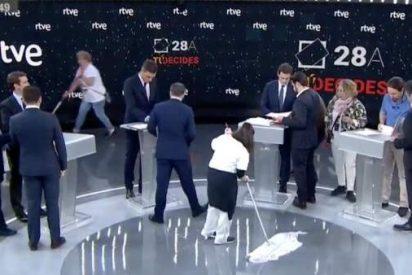Otro dato vergonzoso sobre el debate electoral que han ocultado TVE y Pedro Sánchez