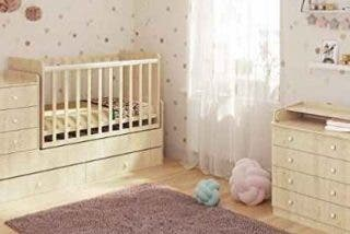 Claves para decorar un dormitorio de bebé
