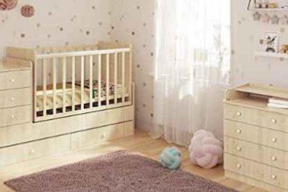 Claves para decorar un dormitorio de bebé