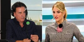 """De la Morena pone a parir brutalmente a """"la señorita de compañía"""" Alba Carrillo, harto de los insultos de la ex de Courtois"""
