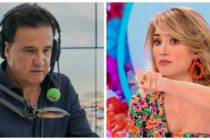"""Alba Carrillo vuelve a machacar al """"machista"""" de J. Ramón de la Morena en directo: """"Lo siento por tu madre porque lo ha hecho fatal"""""""