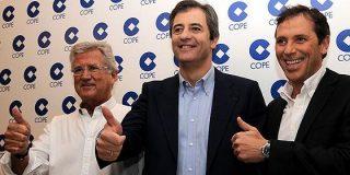 Pepe Domingo Castaño dinamita el EGM de COPE confesando su 'adiós' en pleno directo