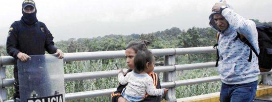 El triste récord de la diáspora venezolana: ya hay más de 1,6 millones de exiliados en Colombia