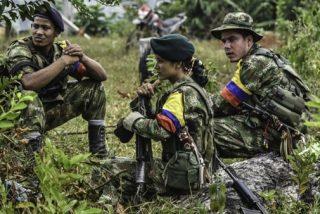 Matan a 10 disidentes de las FARC en un bombardeo en el departamento colombiano de Guaviare