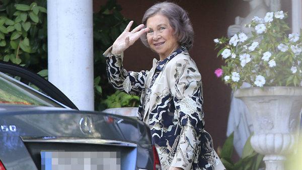 Doña Sofía vuelve a Mallorca un año después de la pelea con la Reina Letizia