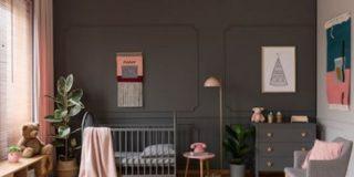 Claves para decorar un dormitorio de bebé 👶