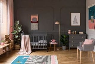 Claves para decorar un dormitorio de bebé 👶