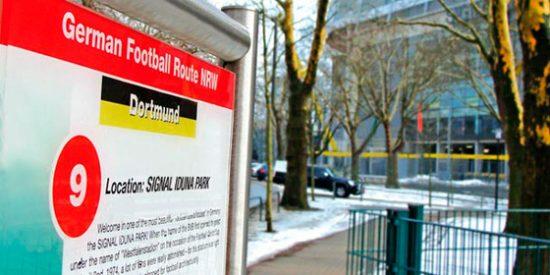 Dortmund : La Ruta alemana del fútbol