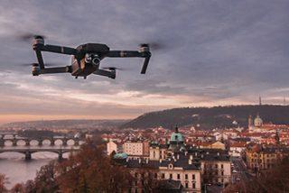 Así son los drones de la DGT que comenzarán a multar a partir de este 1 de agosto de 2019