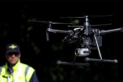 Mira cómo funcionan los drones de la DGT