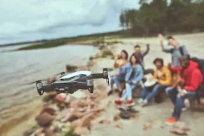 La inmigración ilegal se moderniza: Usan drones para esquivar a la patrulla fronteriza