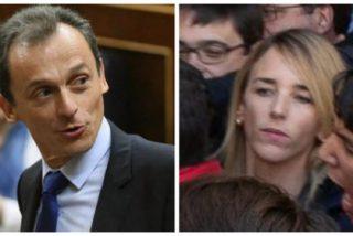 Twitter pone en órbita a Pedro Duque por su cobarde reacción ante la agresión a Cayetana Álvarez de Toledo