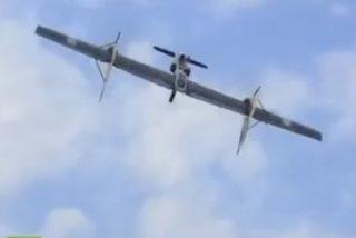 Este 'Kaláshnikov volador' creado por estudiantes sorprende a los expertos militares