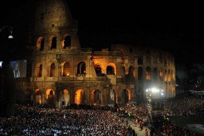 Las víctimas de la trata y los migrantes, ejes del Vía Crucis en el Coliseo de Roma