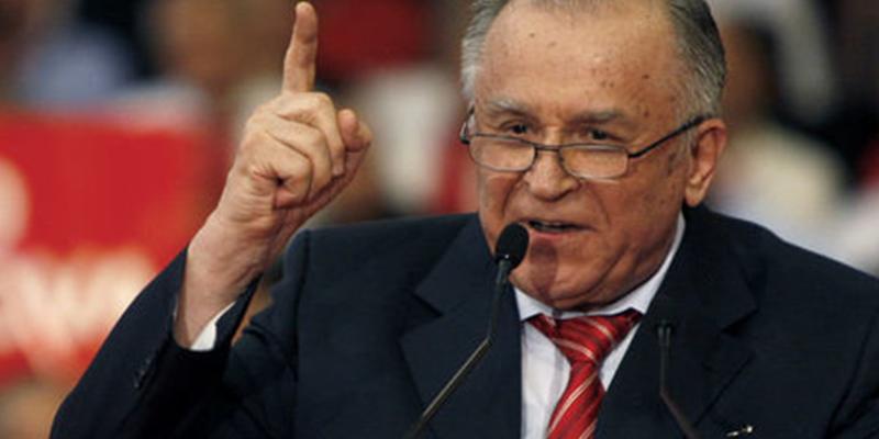 Iliescu será juzgado por crímenes de lesa humanidad